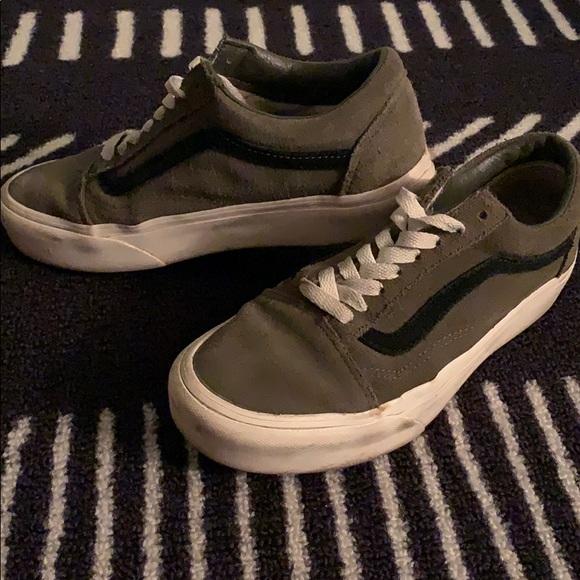 7641b90a92a4d3 Vans Old Skool Platform Green Snake Skin. M 5c3c232c61974542e80d9777